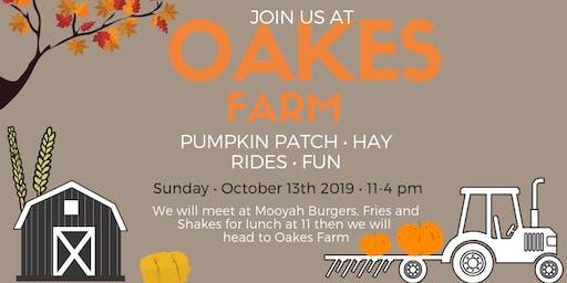 Fall Fun At Oakes Farm