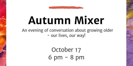 Autumn Mixer