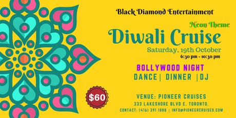 Diwali Night on Pioneer Cruises tickets