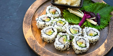 Hand Roll Sushi and More - Team Building by Cozymeal™ tickets
