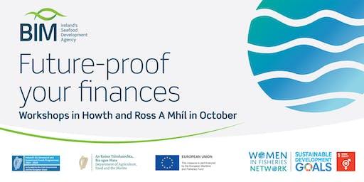 Future-proof your finances Workshop Union Hall