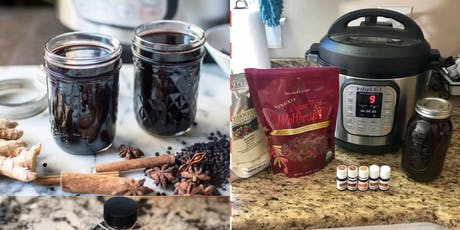 Elderberry Syrup and Immune Boosting Party tickets