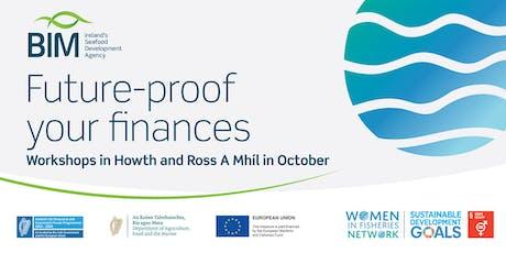 Future-proof your finances workshop Crosshaven tickets