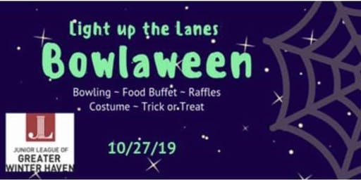 5th Annual Light up the Lanes Bowlaween