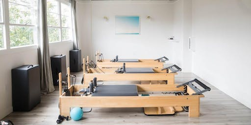 Reformer Pilates in Support of Leap Arts