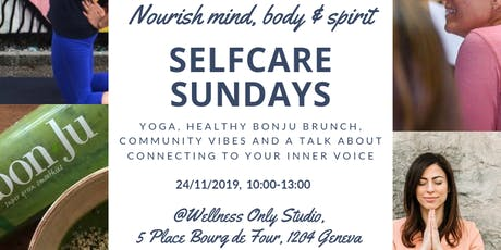 Selfcare Sunday Nov 24 tickets