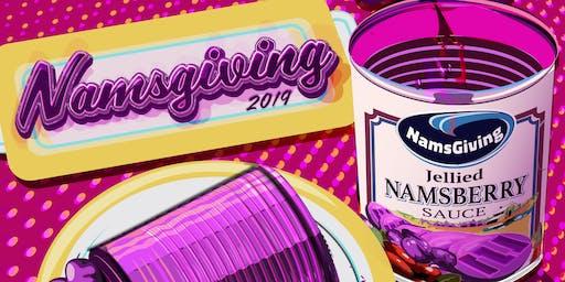 NAMSGiving 2019!