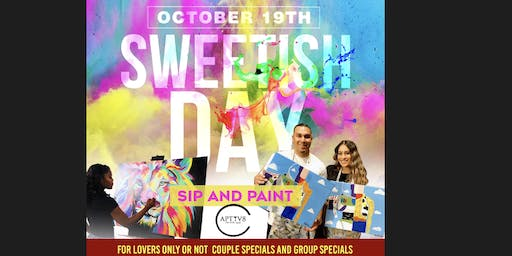 Sweetest Day Paint & Sip