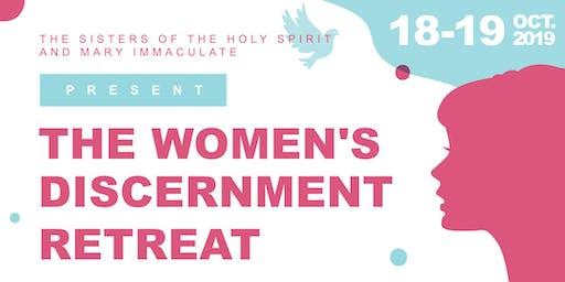 Women's Overnight Discernment Retreat