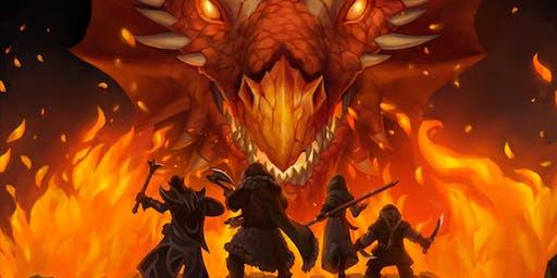 Dungeons & Dragons One Shot 'Sheep Chase' - Surrey