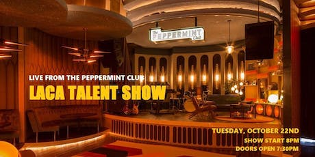 2nd Annual LACA Talent Show tickets