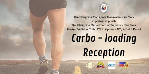 Carbo-loading Reception for 2019 NYC Marathon Filipino Runners