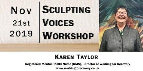 Sculpting Voices Workshop tickets