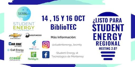 STUDENT ENERGY REGIONAL MEETING (SERM 2.0)