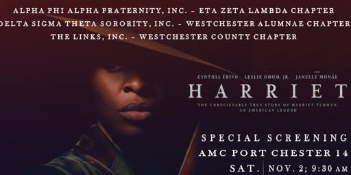 HARRIET:  A Special Screening