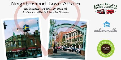 Neighborhood Love Affair: Andersonville & Lincoln Square