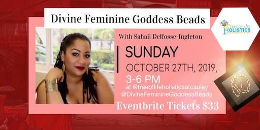 Divine Feminine Goddess Beads
