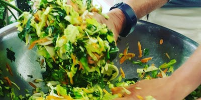 Beginner's Fermentation Workshop, Sauerkraut, Tranquility, Stafford
