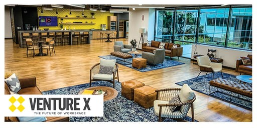 Grand Opening - Venture X Pleasanton