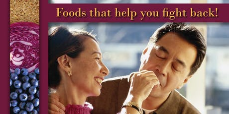 Food for Life: Cancer Project Nutrition and Cooking tickets