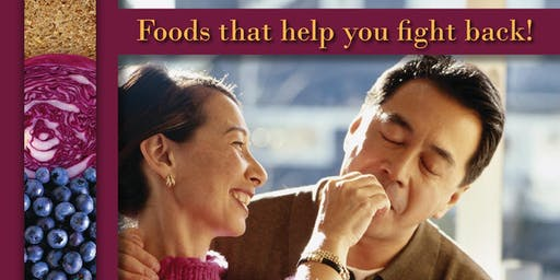 Food for Life: Cancer Project Nutrition and Cooking
