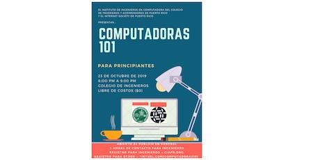 Computadoras 101 entradas