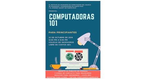 Computadoras 101