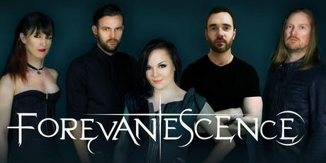 Evanescence - most authentic UK tribute act Forevanescence live tickets