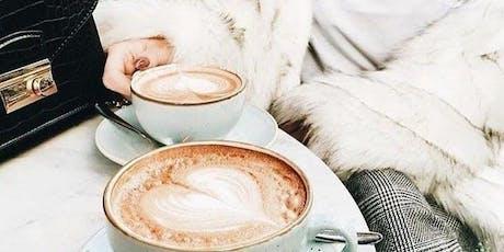 Empowered Women Coffee Talk-Richmond Hill Branch tickets