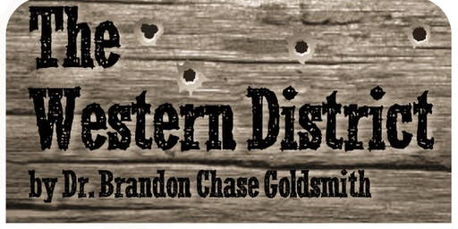 The Western District - MOUNT SEQUOYAH - Clapp Auditorium $12 Adv / $15 Door