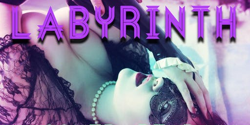 CLUB LABYRINTH NYC * MASQUERADE * MIDTOWN NYC *SAT OCT 26 * COUPLES&SINGLES