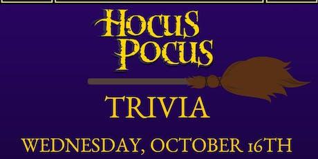 Hocus Pocus Trivia At The Lansdowne Pub! tickets