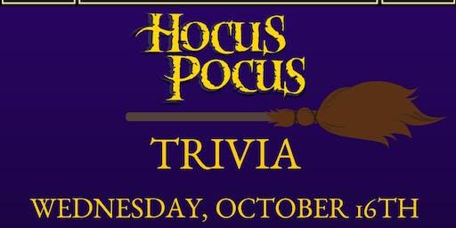 Hocus Pocus Trivia At The Lansdowne Pub!