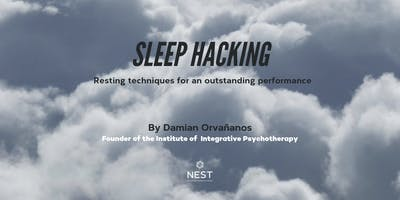 Nomad Talk | Sleep Hacking: resting for high performance