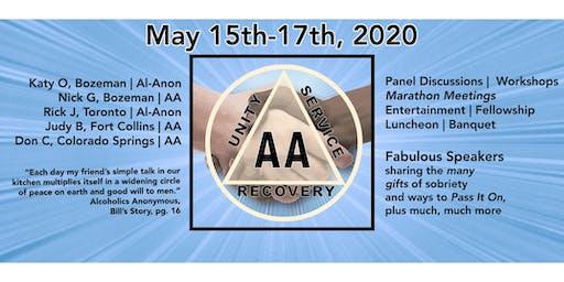 2020 Spring Roundup