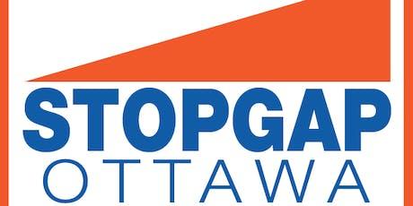 StopGap Ottawa Community Ramp Build Day 2 tickets