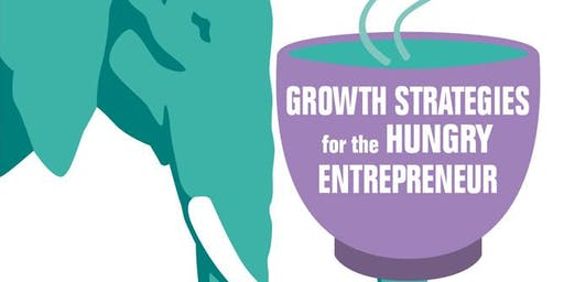 Growth Strategies for the Hungry Entrepreneur Book Launch Party