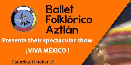 Ballet Folklórico Aztlán at the Latin American Book Fair in Ottawa