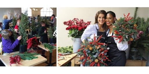 Wreath Making Workshops at Gallagher Way 2020