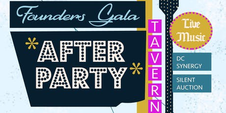 City Tavern Club Founders Gala After Party-Black Tie Event tickets