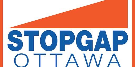 StopGap Ottawa Community Ramp Build Day 3