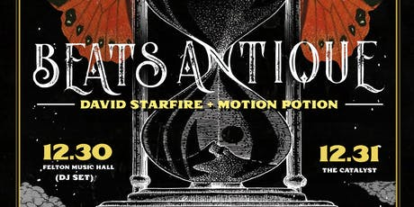 Beats Antique with David Starfire & Motion Potion tickets