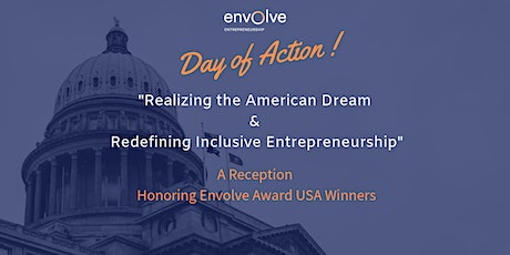 2020 Envolve Congressional Day of Action - Award Winner Reception tickets