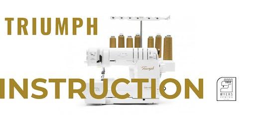 Triumph Instruction