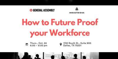 Hiring Fair + Panel: How to Future Proof your Workforce
