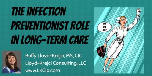 Calling All Long-term Care Infection Prevention Superheroes