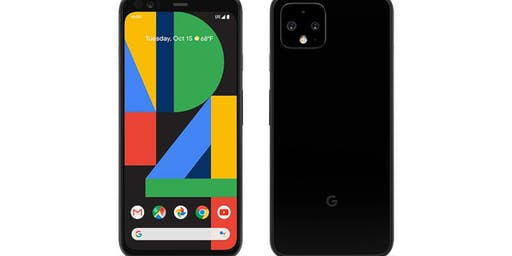 Made by Google Event (Pixel 4)