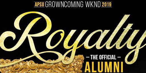 "Royalty ""The Official APSU Alumni Party"""