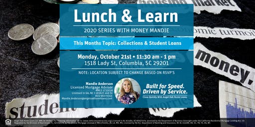 Lunch and Learn with Money Mandie