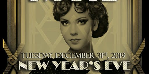 Toronto New Year's Eve 2020 - Gatsby's House Party